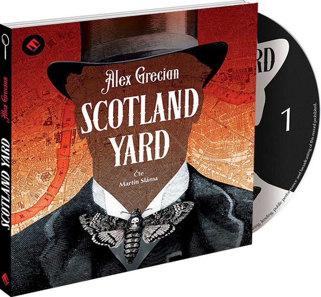 Scotland Yard - Alex Grecian