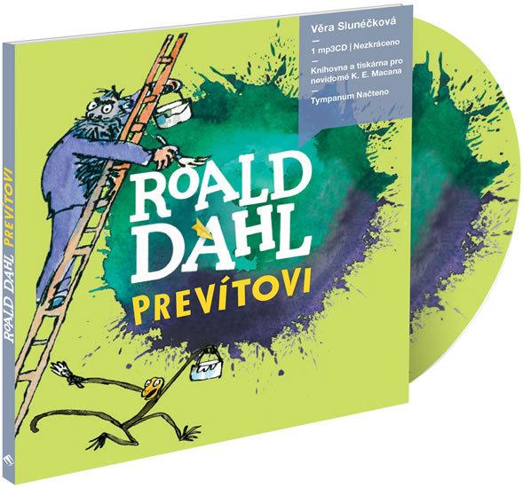 Prevítovi - Roald Dahl