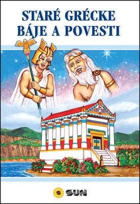 Obrázok Staré grécke báje a povesti