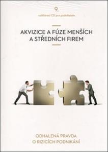 Obrázok Akvizice a fúze menších a středních firem