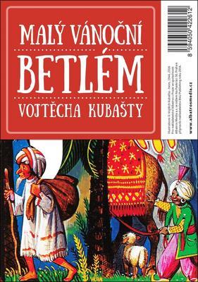 Obrázok Malý vánoční betlém Vojtěcha Kubašty