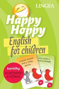 Obrázok Happy Hoppy kartičky Vlastnosti a vzťahy