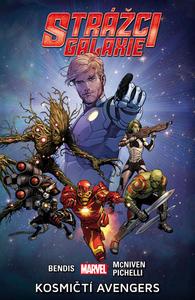 Obrázok Strážci galaxie Kosmičtí Avengers