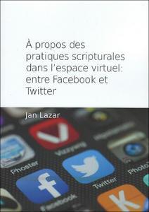 Obrázok Á propos des pratiques scripturales dans l´espace virtuel: