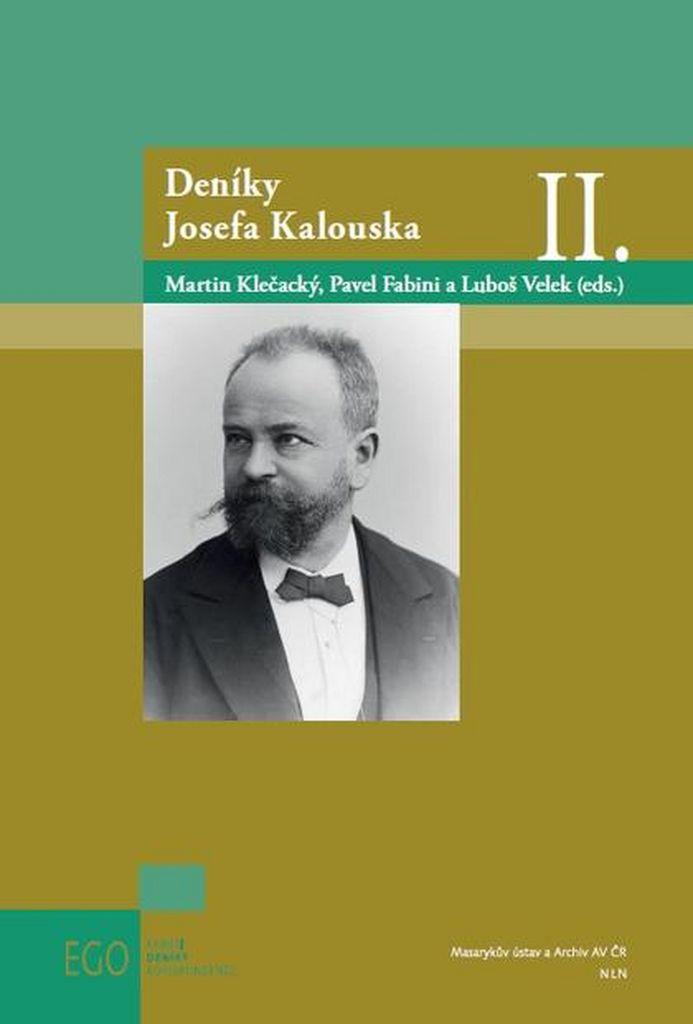 Deníky Josefa Kalouska II. - Martin Klečacký, Luboš Velek, Pavel Fabini