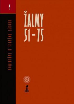 Obrázok Žalmy 51 - 75 Komentáre k starému zákonu