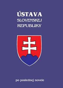 Obrázok Ústava Slovenskej republiky po poslednej novele