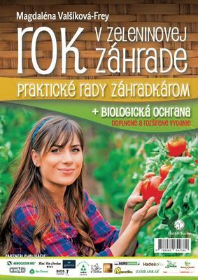 Obrázok Rok v zeleninovej záhrade + biologická ochrana