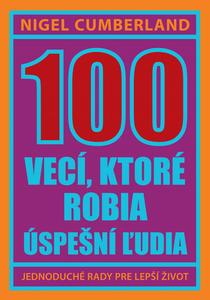 Obrázok 100 vecí, ktoré robia úspešní ľudia
