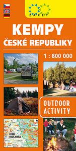 Obrázok Kempy ČR 1:800 000