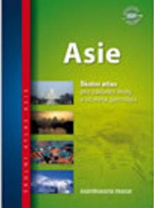 Obrázok Asie Školní atlas