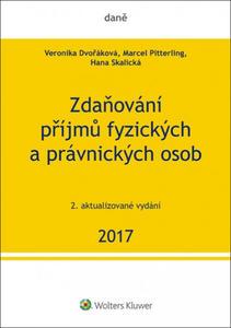 Obrázok Zdaňování příjmů fyzických a právnických osob 2017