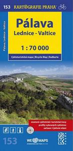 Obrázok Pálava, Lednice-Valtice 1:70 000