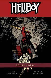 Obrázok Hellboy Bouře a běsy