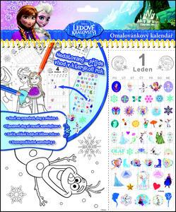 Obrázok Stolní kalendář Ledové království