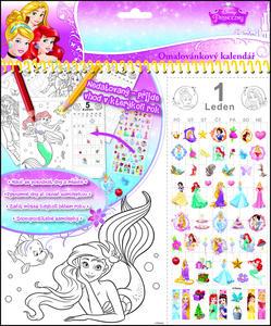 Obrázok Stolní kalendář Princezny