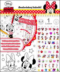 Obrázok Stolní kalendář Minnie