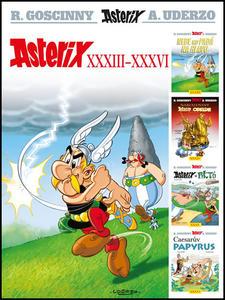 Obrázok Asterix XXXIII - XXXVI