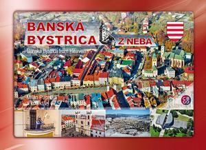 Obrázok Banská Bystrica z neba