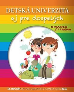 Obrázok Detská univerzita aj pre dospelých 2015