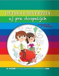 Obrázok Detská univerzita aj pre dospelých 2016