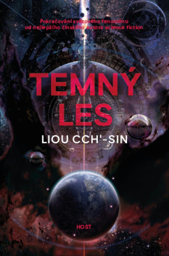 Temný les - Liou Cch'-sin