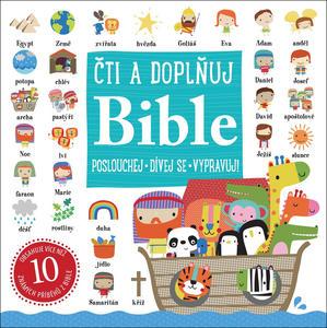 Obrázok Bible Čti a doplňuj