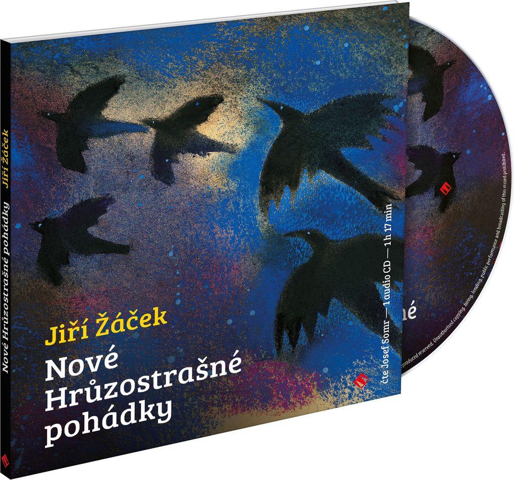 Nové hrůzostrašné pohádky - Jiří Žáček