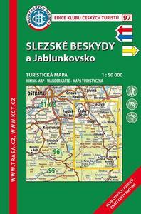 Obrázok KČT 97 Slezské Beskydy a Jablunkovsko 1:50 000