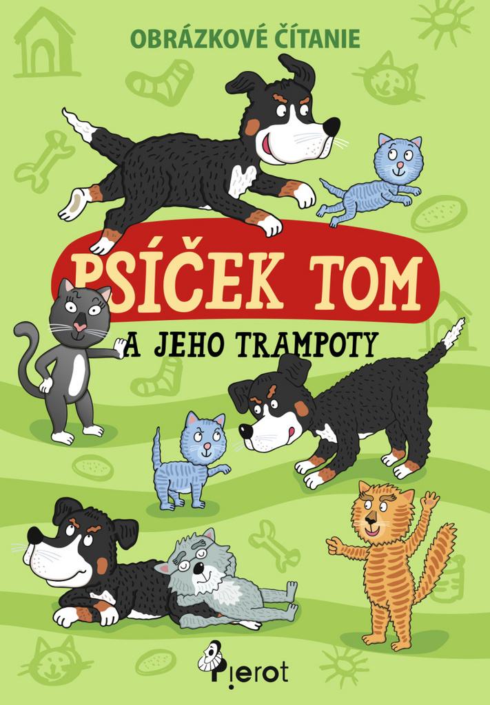 Psíček Tom a jeho trampoty - Petr Šulc