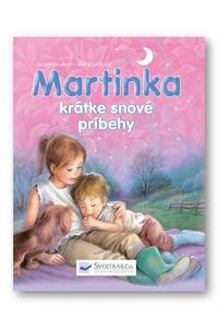 Obrázok Martinka krátke snové príbehy