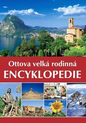 Obrázok Ottova velká rodinná encyklopedie