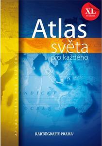 Obrázok Atlas světa pro každého XL