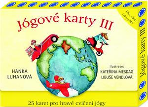 Obrázok Jógové karty III