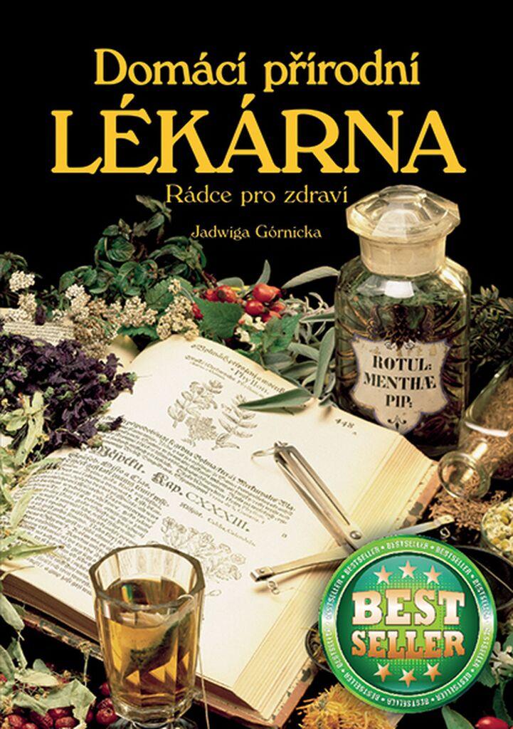 Domácí přírodní lékárna - Jadwiga Górnicka