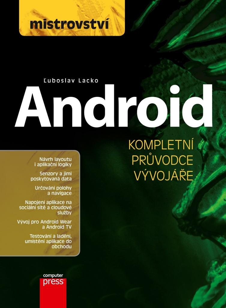 Mistrovství Android - Ľuboslav Lacko