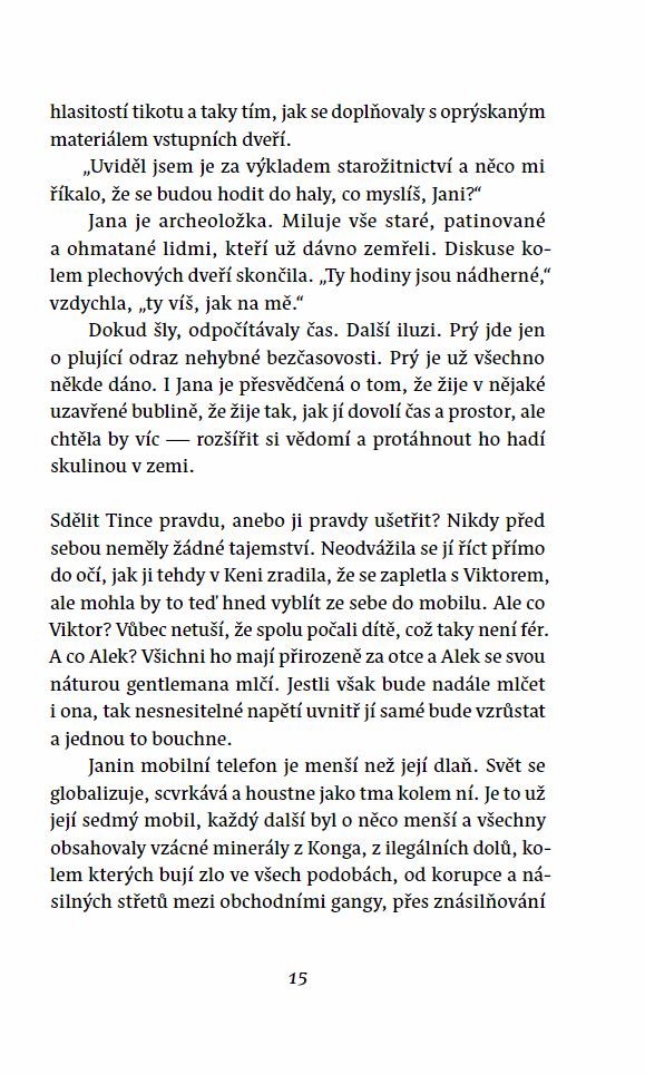 Pravý leopardí kožich. Hana Kolaříková 8ee9c49a46