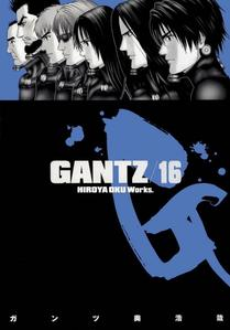 Obrázok Gantz 16