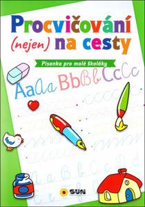 Obrázok Procvičování (nejen) na cesty Písanka pro malé školáky