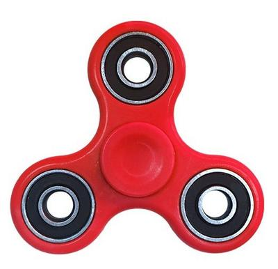 Obrázok Extreme Spinner červený