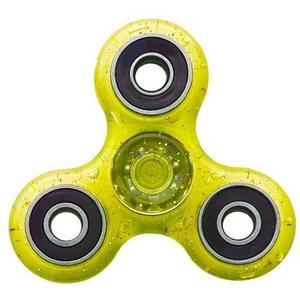 Obrázok Extreme Spinner žlutý se třpytkami