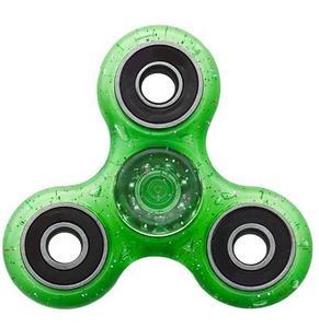 Obrázok Extreme Spinner zelený se třpytkami