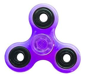 Obrázok Extreme Spinner fialový se třpytkami
