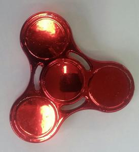 Obrázok Extreme Spinner metalická červená