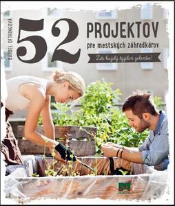 Obrázok 52 projektov pre mestských záhradkárov