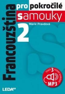 Obrázok Francouzština pro pokročilé samouky 2.díl+1MP3