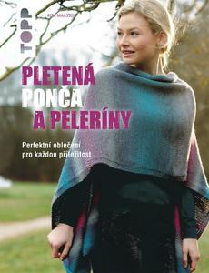 Obrázok TOPP Pletená ponča a peleríny