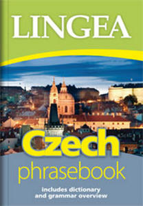 Obrázok Czech Phrasebook