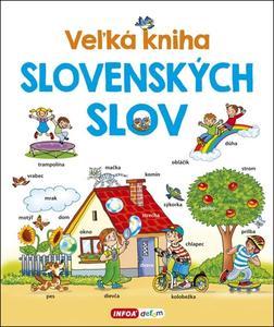 Obrázok Veľká kniha slovenských slov