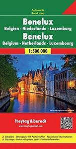 Obrázok FB Benelux 1:500 000